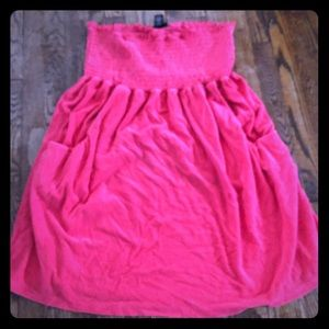 Lame Bryant Terry Cover up dress size 22/24